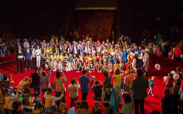 II international Children's Circus Festival
