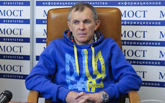 Державна циркова компанія України вітає з ювілеєм акробата Євгенія Захарова.