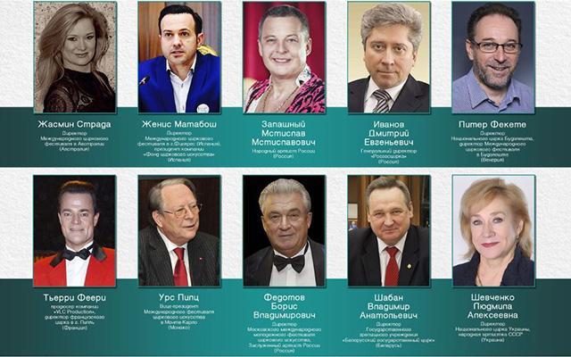 Перший міжнародний фестиваль циркового мистецтва у Мінську