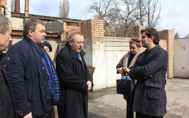 Шановний Олексію Анатолійовичу з Днем народження!