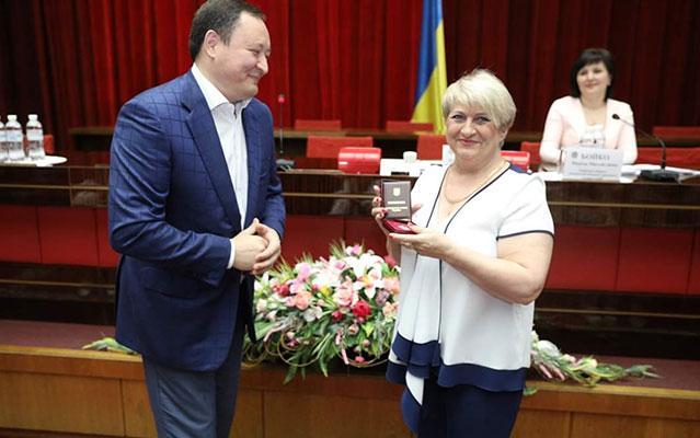 Тамара Зубко - заслужений працівник культури України!